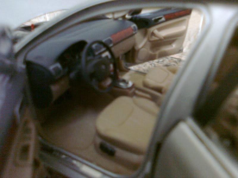 Volkswagen PASSAT 1/18 Foto0191