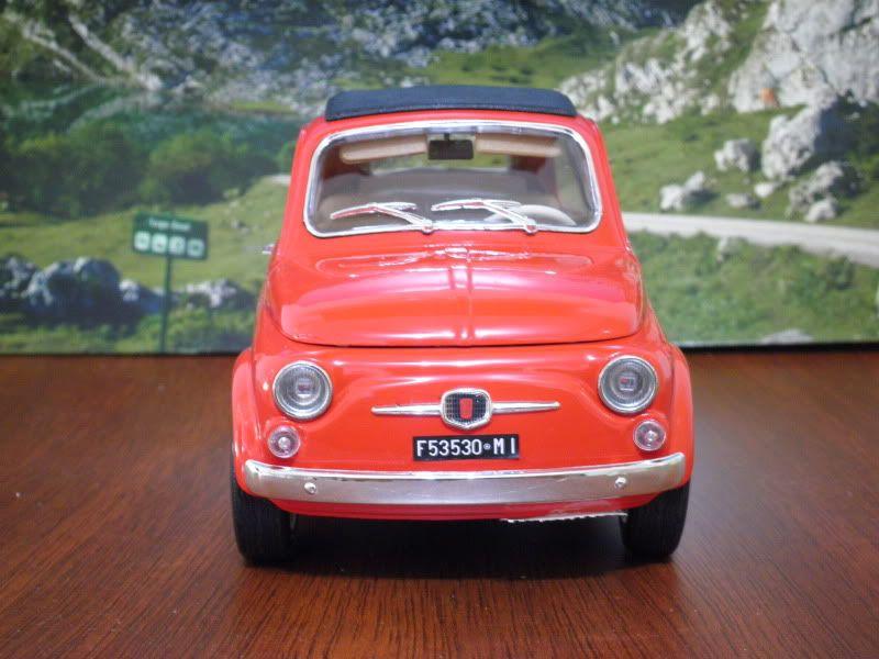 FIAT 500 F.  PB060008