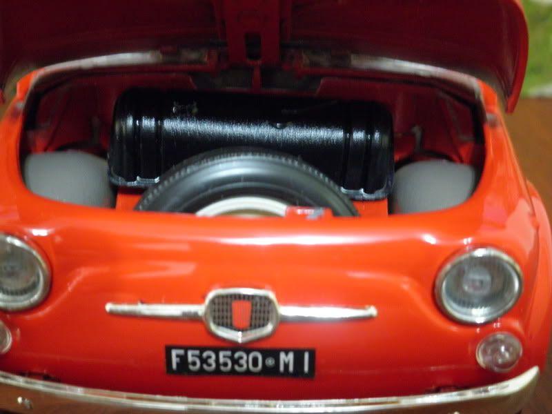 FIAT 500 F.  PB060014