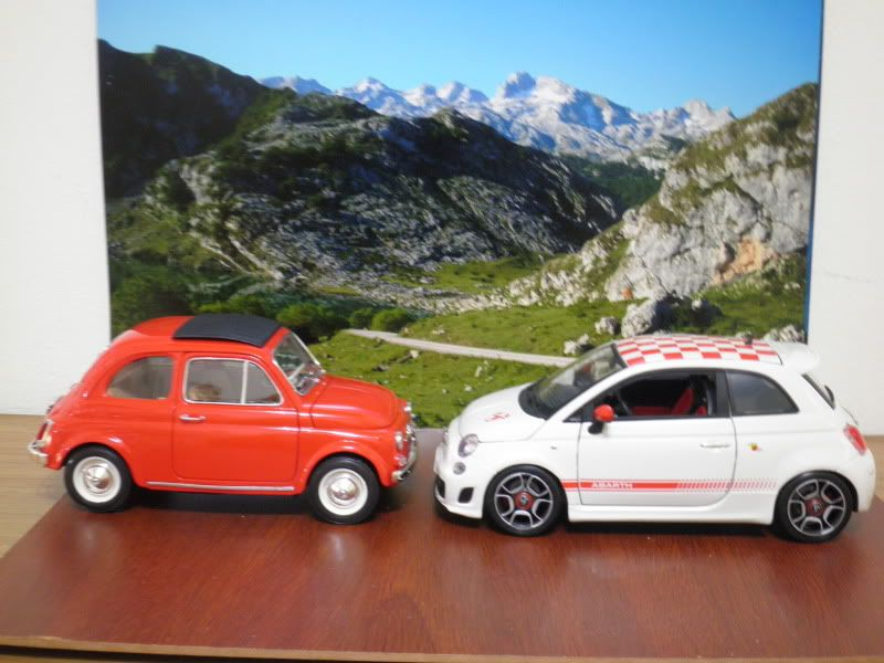 FIAT 500 F.  PB060017