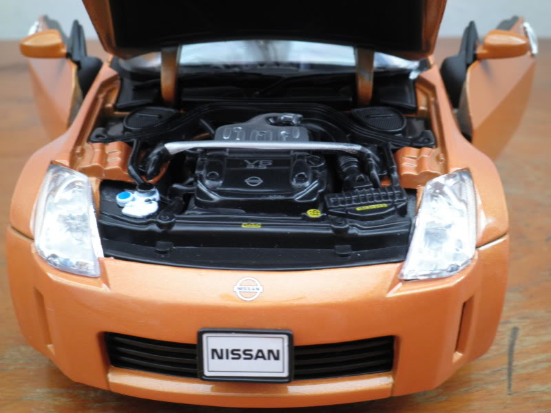 NISSAN 350Z. PC250006