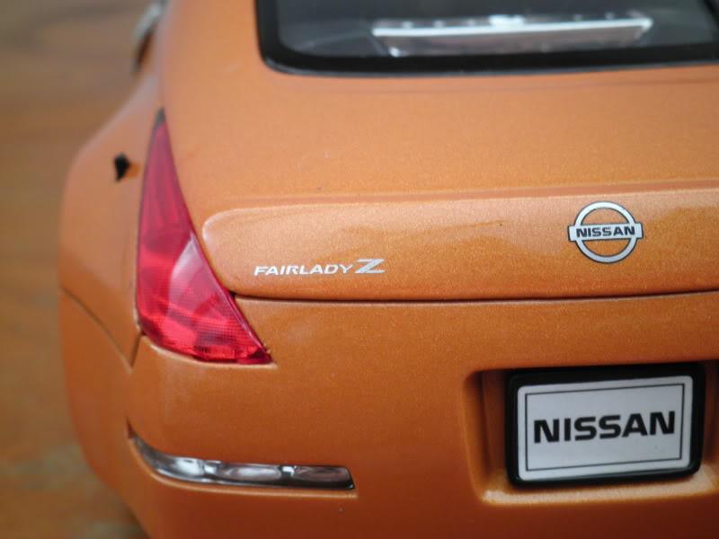 NISSAN 350Z. PC250010