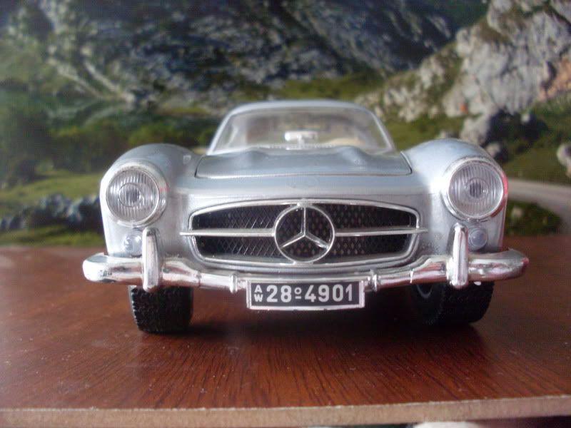Mercedes Benz 300 SL. SDC16715