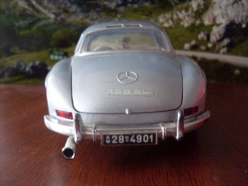 Mercedes Benz 300 SL. SDC16720