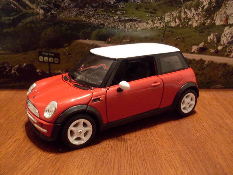 Mini Cooper 2005. SDC17037