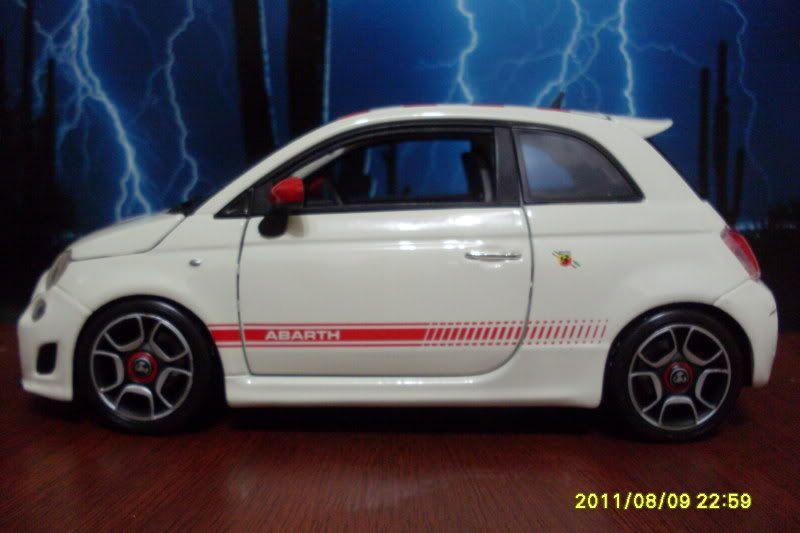 FIAT 500 ABATH SDC18544