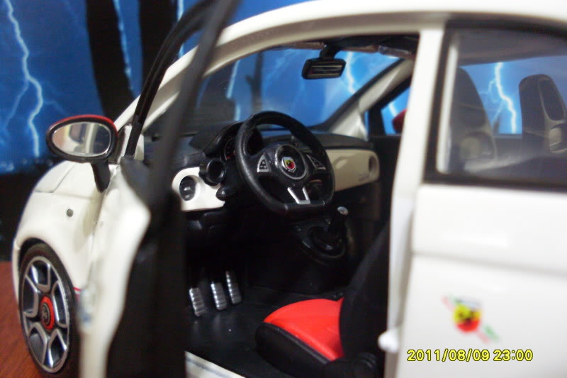 FIAT 500 ABATH SDC18547