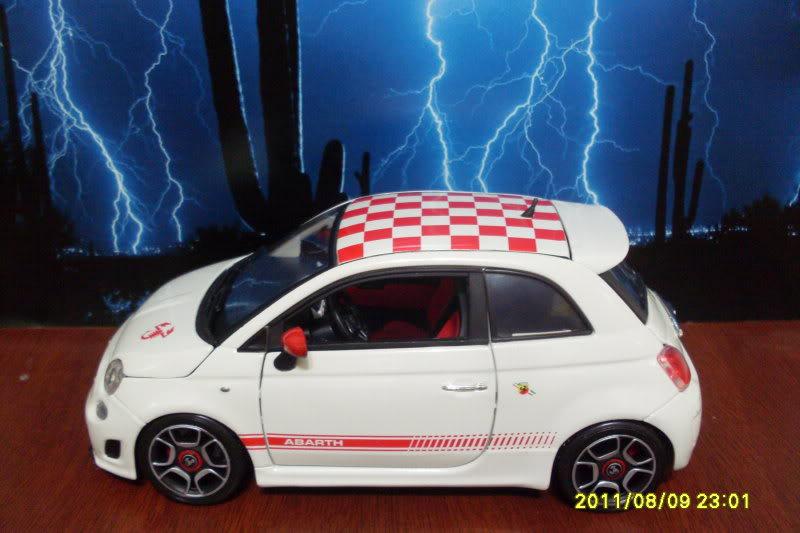FIAT 500 ABATH SDC18553