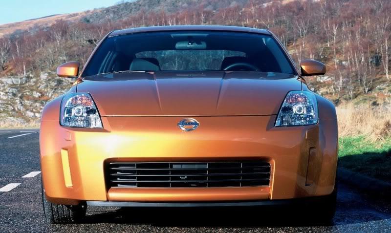NISSAN 350Z. Nissan10