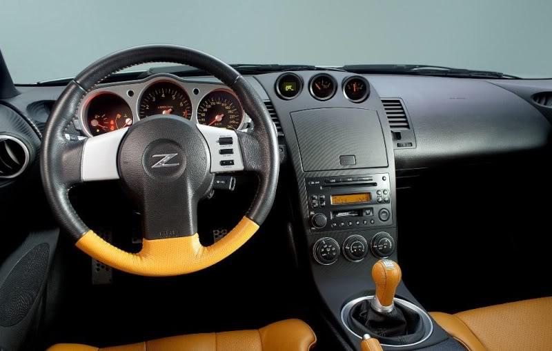 NISSAN 350Z. Nissan12