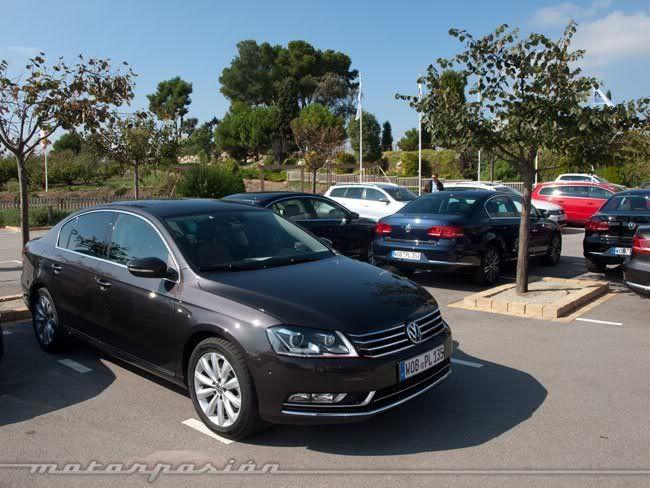 Volkswagen PASSAT 1/18 Volkswagen_passat_2011_presentacion-01