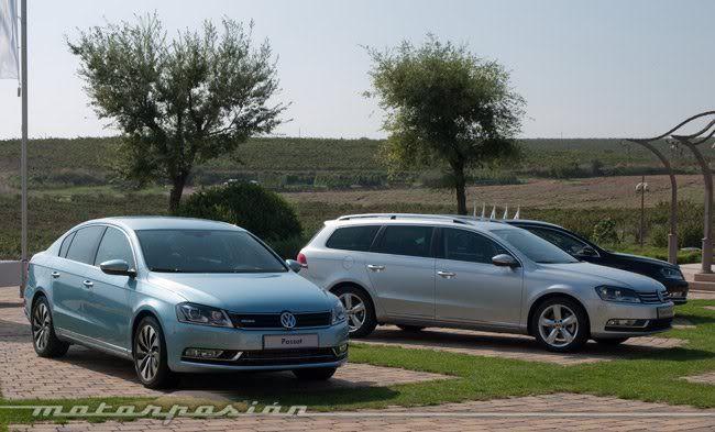 Volkswagen PASSAT 1/18 Volkswagen_passat_2011_presentacion-32