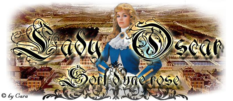 Lady Oscar - Sort d'une Rose RPG