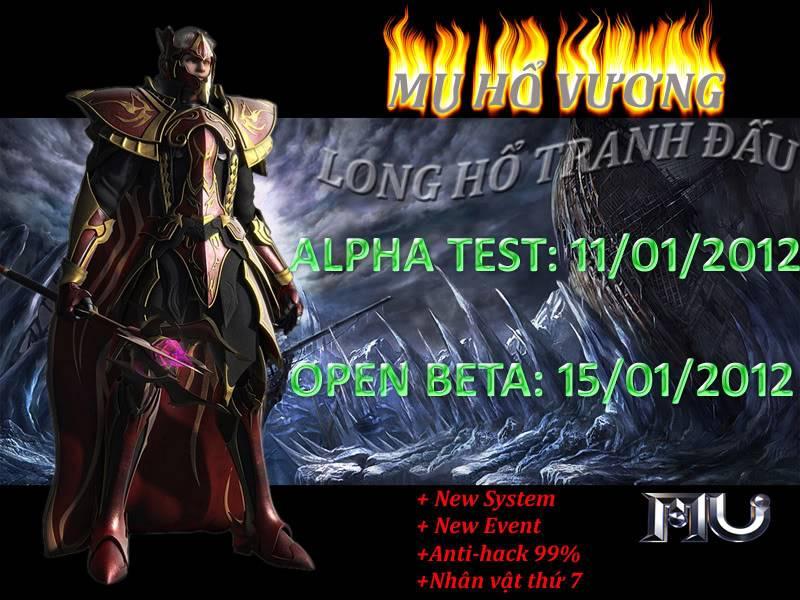 [HOT] Mu Mới Ra Tháng 1/2012!Tính Năng,SERVER Lôi Cuốn Đặc Sắc!!!!Reset miễn phí 100% Adsadas