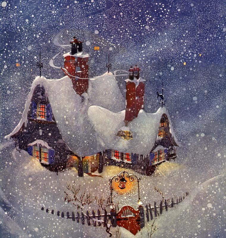 Retro novogodišnje čestitke Retro_Christmas_Cards-0001