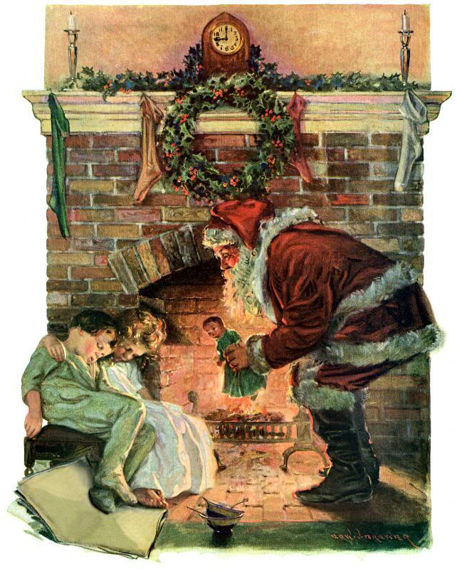 Retro novogodišnje čestitke Retro_Christmas_Cards-0004