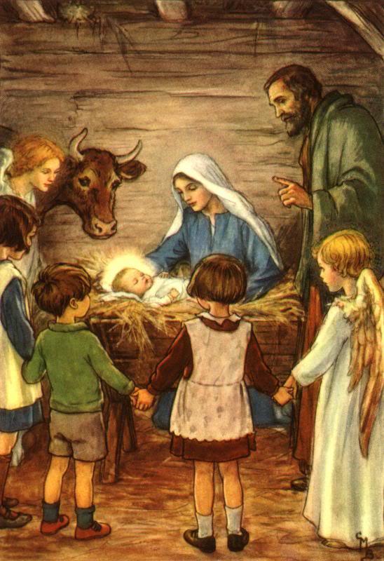 Retro novogodišnje čestitke Retro_Christmas_Cards-0005