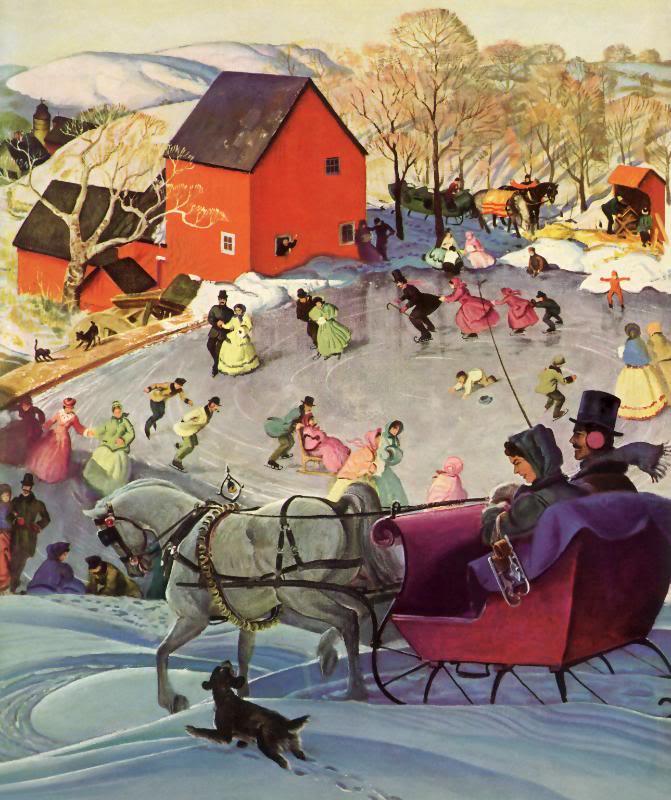 Retro novogodišnje čestitke Retro_Christmas_Cards-0010