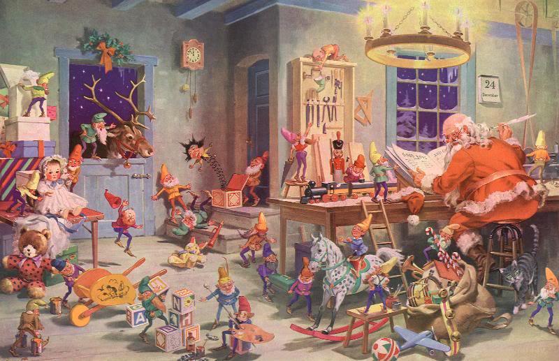 Retro novogodišnje čestitke Retro_Christmas_Cards-0011