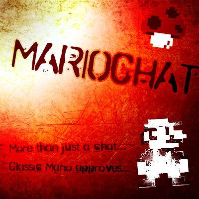 743rage's Photoshop Grunge-Experiment-Ding x3 Mariochat