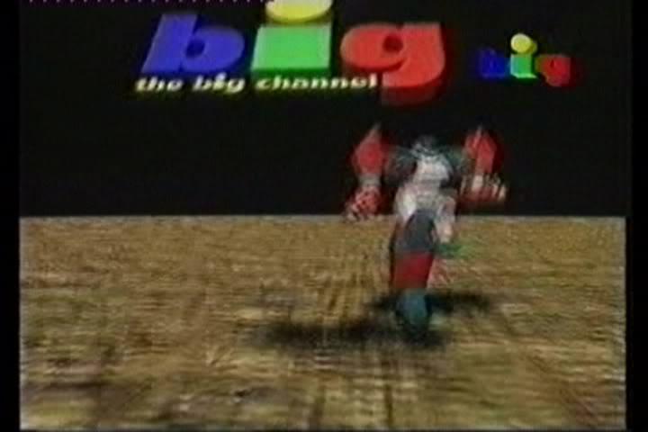 tanda comercial del big channel de 1996