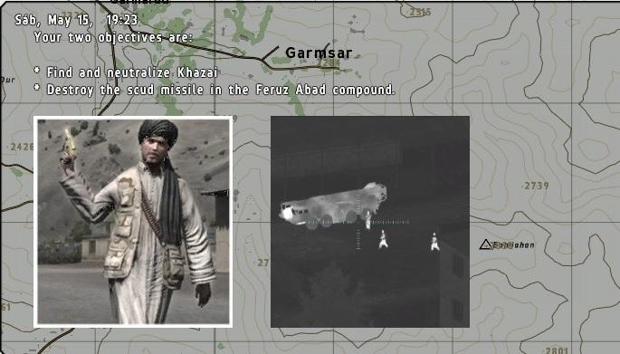MISION ARMA 2- Asesinato de Khazai- Khazai