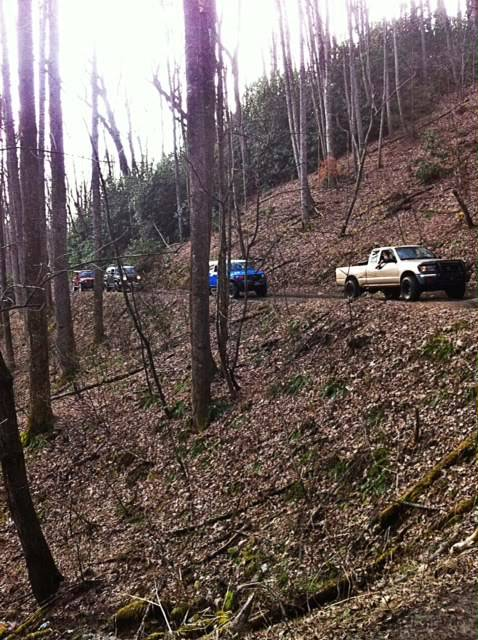 Pics and Vids from The Richland Road Trail 3/17/12 Photo4