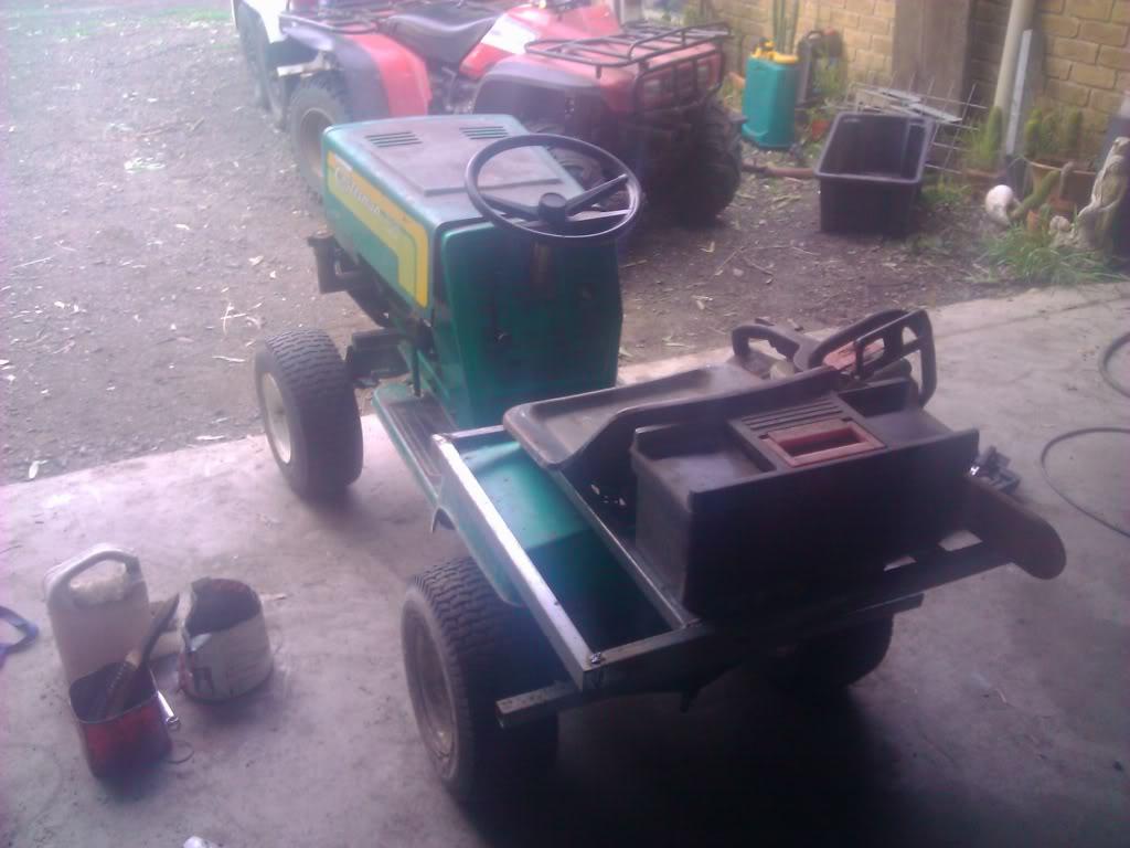 update on the homemade ATV rack for the 11hp mower 2012-03-25174743