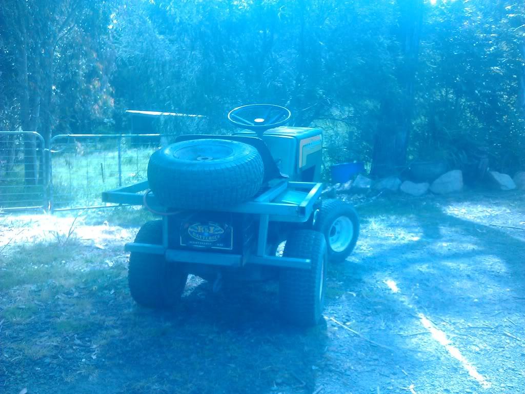update on the homemade ATV rack for the 11hp mower 2012-10-28151156