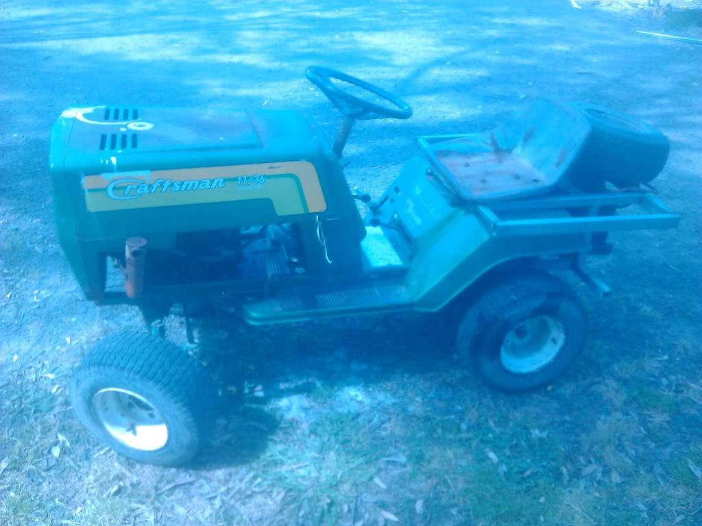 update on the homemade ATV rack for the 11hp mower 2012-10-28151237