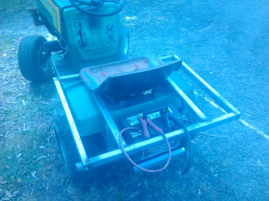 update on the homemade ATV rack for the 11hp mower 2012-10-28151314