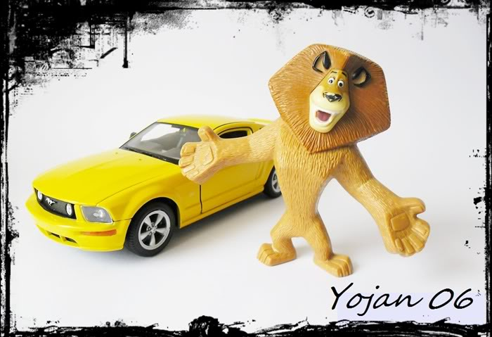 Ford Mustang GT 2005 - 1:24 SAM_0383