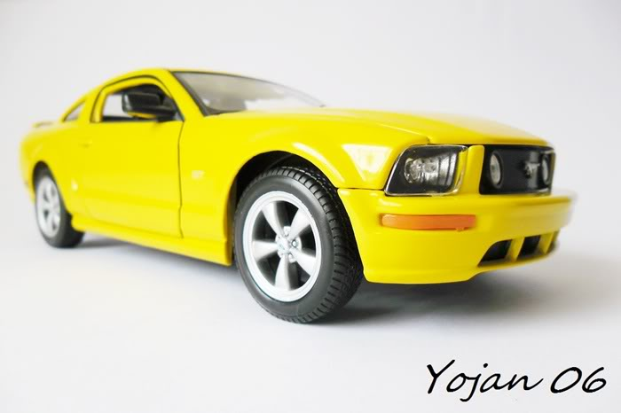 Ford Mustang GT 2005 - 1:24 SAM_0408