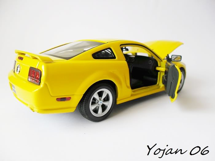 Ford Mustang GT 2005 - 1:24 SAM_0417