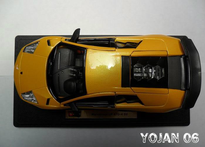 Lamborghini Murcielago LP670-4 SV, escala 1:24 SAM_0665