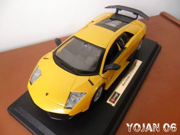 Lamborghini Murcielago LP670-4 SV, escala 1:24 SAM_0823
