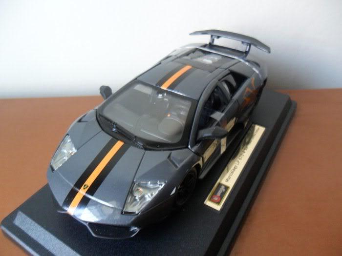 Lamborghini Murcielago LP670-4 SV China Limited Edition 1/24 SAM_1688