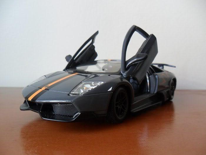 Lamborghini Murcielago LP670-4 SV China Limited Edition 1/24 SAM_1698