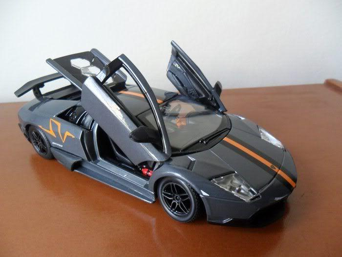Lamborghini Murcielago LP670-4 SV China Limited Edition 1/24 SAM_1706