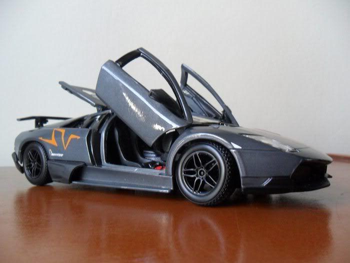 Lamborghini Murcielago LP670-4 SV China Limited Edition 1/24 SAM_1707