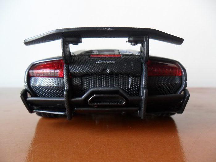 Lamborghini Murcielago LP670-4 SV China Limited Edition 1/24 SAM_1710