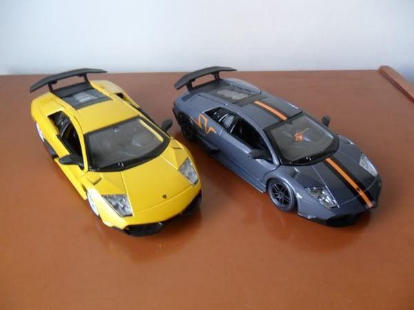 Lamborghini Murcielago LP670-4 SV China Limited Edition 1/24 SAM_1719