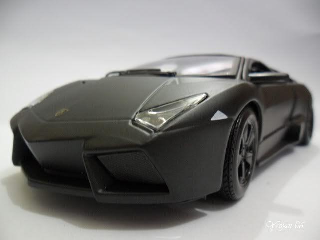 Lamborghini Reventon, escala 1:24 SAM_2192