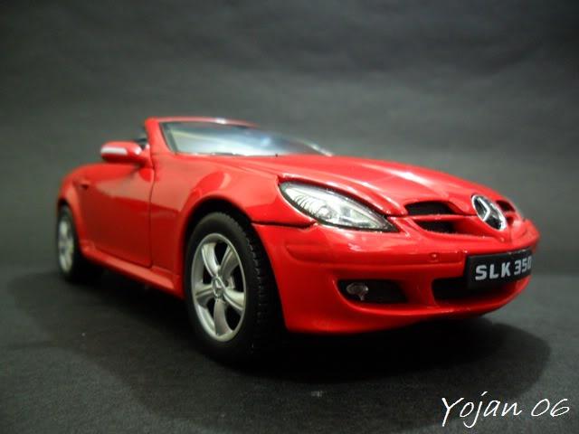 Mercedes Benz SLK 350, escala 1:24 SAM_2357