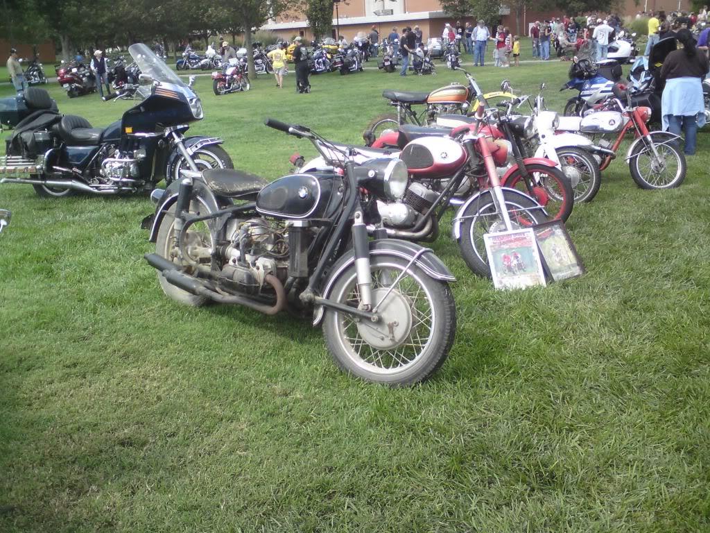 McPherson College,Bikes on the Lawn DSC00735