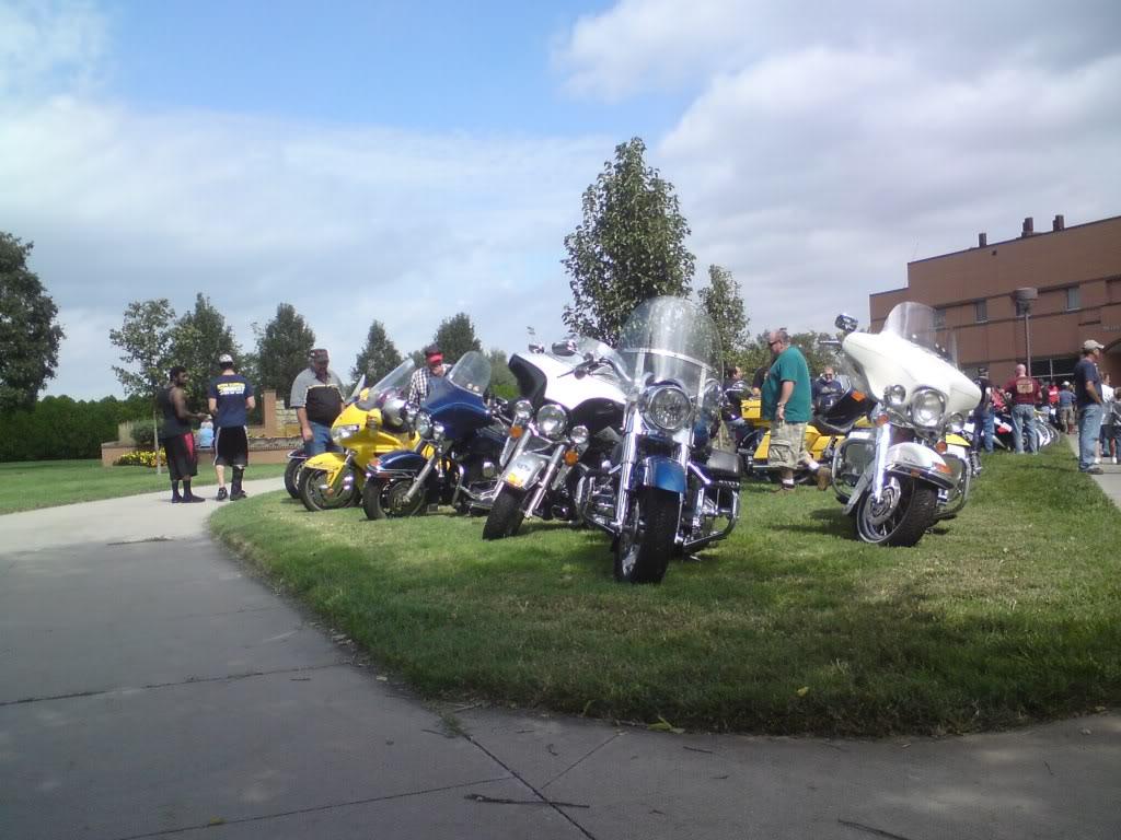 McPherson College,Bikes on the Lawn DSC00746