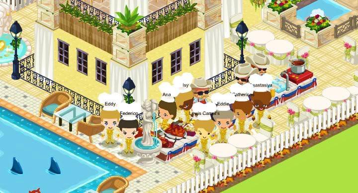 Grandiose Cafe  BBQ-1