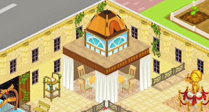 Grandiose Cafe  Gazebo1