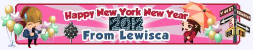 Lewisca's Art Emporium New-York-New-Year
