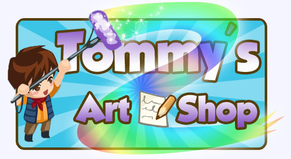 Lewisca's Art Emporium Tommys-art-shop